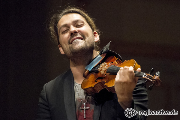Der Klassiker - Fotos: David Garrett live in der Laeiszhalle in Hamburg