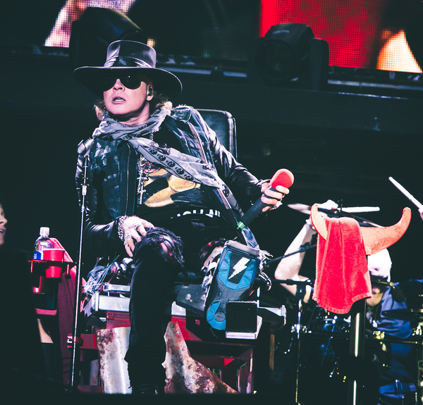 Out ta get you - Wann kommt die Guns N' Roses Reunion-Tour nach Deutschland? (Update!)